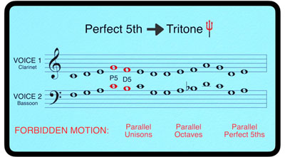 Counterpoint Module for Breaking Barlines Music Theory Lessons